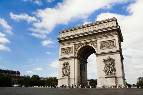 Top three attractions to visit in Paris